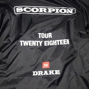 5ebfdc342a2d7 Jackets   Coats - drake scorpion tour jacket